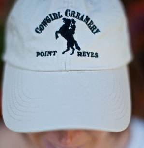 Cowgirl Creamery Hat