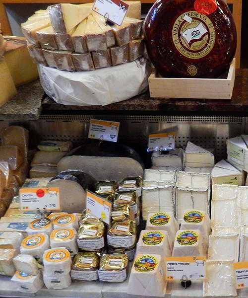 Cheesemonger Selection