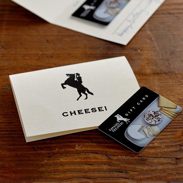 Cowgirl Creamery Gift Card $25.00