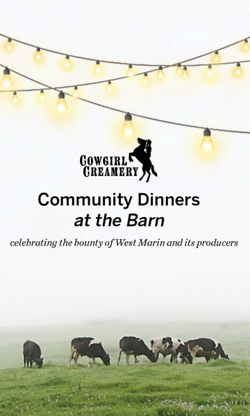 Pt Reyes Community Dinner - Apr 24