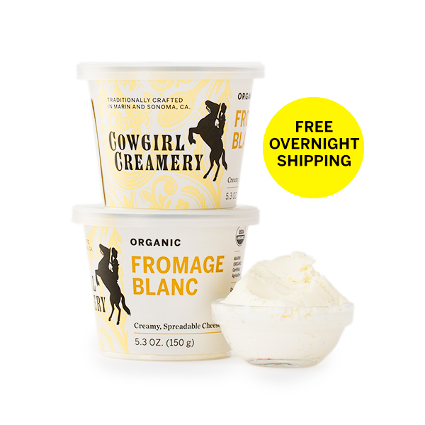 Fromage Blanc - Case (12 x 5.3 oz)